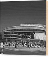 Kauffman Stadium - Kansas City Royals 2 Wood Print