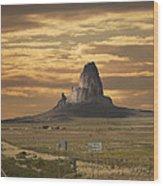 Kayenta Monument Valley Wood Print
