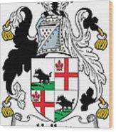Kellett Coat Of Arms Irish Wood Print