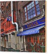 Kells Irish Restaurant And Pub - Seattle Washington Wood Print