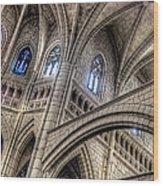 Ken Follets Cathedral No2 Wood Print