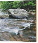 Ken Lockwood Gorge Wood Print