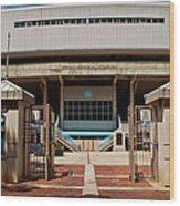 Kenan Memorial Stadium - Gate 6 Wood Print