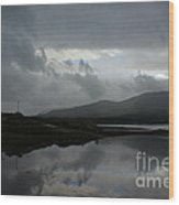 Kenmare River Kilmacalogue Wood Print