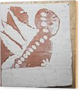 Kenna - Tile Wood Print