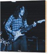 Kent #136 In Blue Wood Print