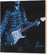 Kent #50 In Blue Wood Print