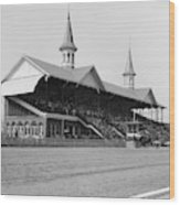 Kentucky Derby, 1901 Wood Print