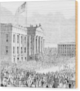 Kentucky Louisville, 1861 Wood Print