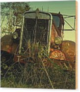 Kenworth 2 Wood Print