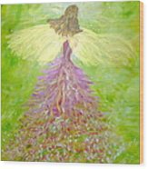Kerry Angel  Wood Print