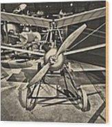 Kettering Aerial Torpedo Bug Wood Print