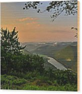 Kettle Creek Vista Wood Print