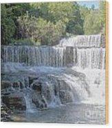 Keuka Seneca Trail Wood Print