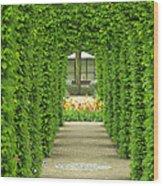 Keukenhof Gardens 31 Wood Print