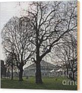 Kew Garden London Wood Print