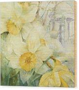 Kew Gardens Wood Print