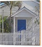 Key West Fl 43 Wood Print