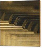 Keys To A Dream Wood Print