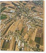 Kfar Yehezkel, Gilboa Wood Print
