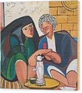 Khadri El Chai Khadri  Wood Print