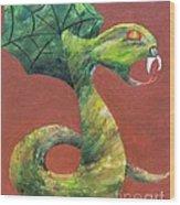 Khiel...The Snake Wood Print