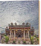 Khoo Kongsi Temple Wood Print