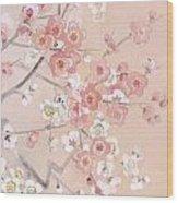 Kihaku Crop II Wood Print