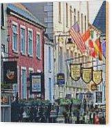 Killarney Ireland Storefronts 7690 Wood Print