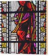 King David Wood Print