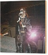 King Diamond Wood Print