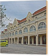 King Edward Hotel In Port Elizabeth-south Africa Wood Print