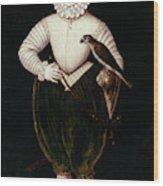 King James I Of England Wood Print