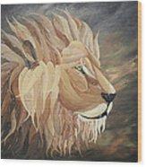 Kingdom Come Wood Print