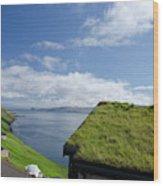 Kingdom Of Denmark, Faroe Islands Wood Print
