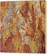 Kingdom Of Recto Wood Print