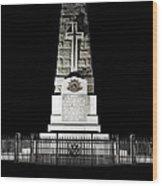 Kings Park State War Memorial Wood Print