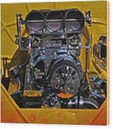 Kinsler Fuel Injection Wood Print