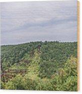 Kinzua Viaduct 6916 Wood Print