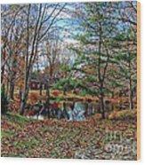 Kittery Maine Wood Print