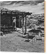 Kiva Koffeehouse - Utah Wood Print