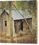 Klepzig Mill 33 Wood Print