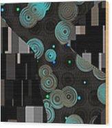 Klimtolli - 12 Wood Print