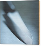 Knife Wood Print
