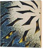 Knob Wood Print