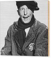 Knock On Wood, Danny Kaye, 1954 Wood Print