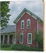 Knox Farm  7k01064 Wood Print