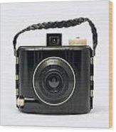 Kodak Baby Brownie Wood Print