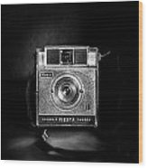 Kodak Brownie Fiesta Wood Print