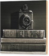 Kodak Brownie Special Six-16 Wood Print